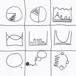 Bierdeckel-Energie Zeichnung